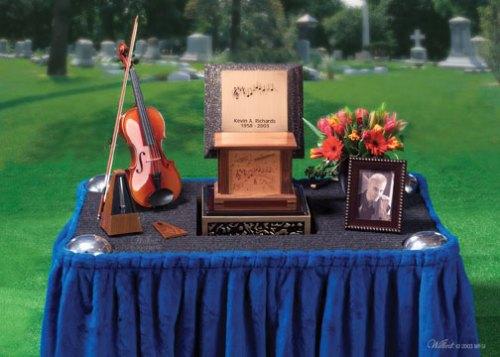 Wilbert_Cremation_Memorial_Service